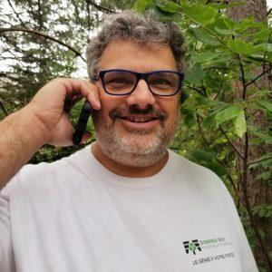 Dominic Roy - Ingénieur forestier
