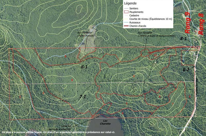 Planification Forestière
